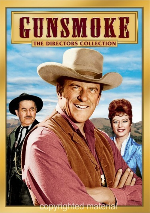 Gunsmoke: The Directors Collection Movie