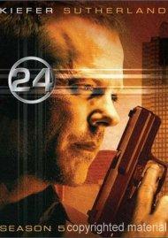 24: Season Five (Repackage) Movie