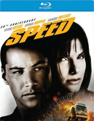 Speed: 20th Anniversary Edition Blu-ray