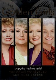 Golden Girls, The: The Complete Seventh Season Movie