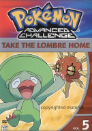 Pokemon Advanced Challenge: Take The Lombre Home - Volume 5 Movie