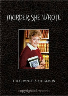 Murder, She Wrote: The Complete Sixth Season Movie