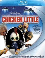 Chicken Little Blu-ray