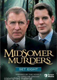 Midsomer Murders: Set 8 Movie