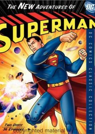 New Adventures Of Superman, The Movie