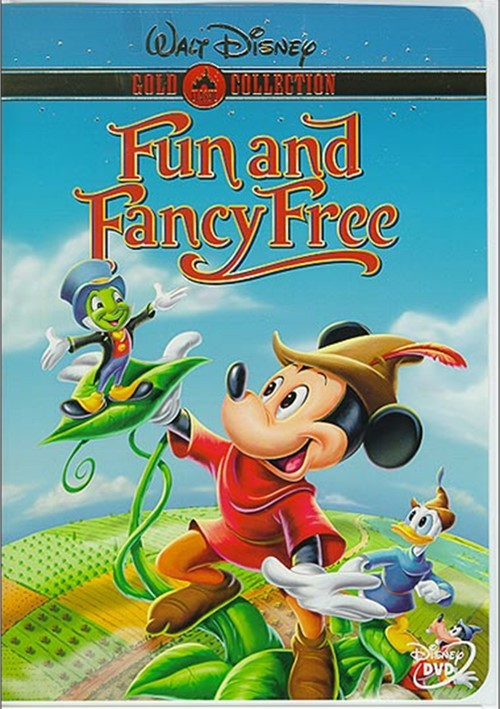 Fun And Fancy Free: Gold Collection Movie