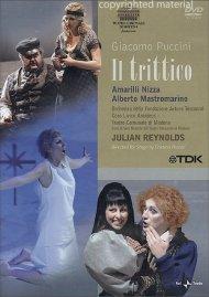 Giacomo Puccini: Il Trittico Movie