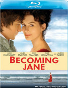 Becoming Jane Blu-ray