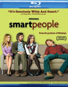 Smart People Blu-ray