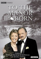 To The Manor Born: The Complete Series - Silver Anniversary Edition Movie