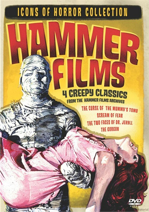 Hammer Films: Icons Of Horror Movie