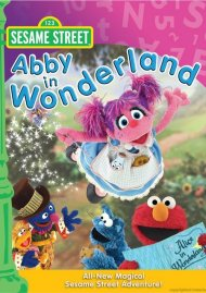 Sesame Street: Abby In Wonderland Movie