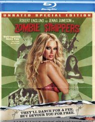 Zombie Strippers: Unrated Special Edition Blu-ray