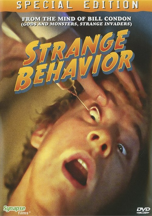 Strange Behavior: Special Edition Movie