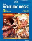 Venture Bros., The: 3rd Season Blu-ray