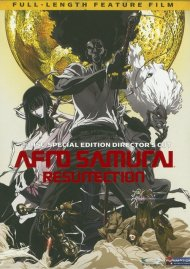 Afro Samurai: Resurrection - 2 Disc Special Edition Directors Cut Movie