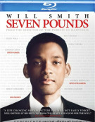 Seven Pounds Blu-ray