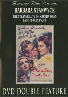 Strange Love Of Martha Ivers / Lady Of Burlesque (Double Features) Movie