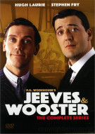 Jeeves & Wooster: The Complete Series Movie