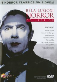 Bela Lugosi Horror Collection Movie