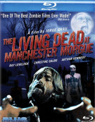 Living Dead At Manchester Morgue, The Blu-ray