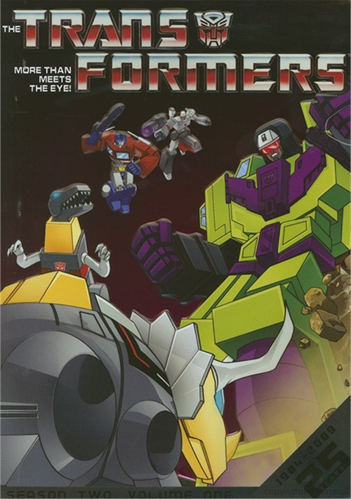 Transformers: Season Two - Volume One Movie