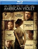 American Violet Blu-ray