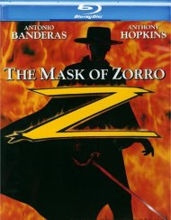 Mask Of Zorro, The Blu-ray