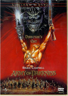 Army Of Darkness: Directors Cut / Limited Edition Movie