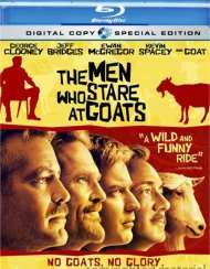 Men Who Stare At Goats, The Blu-ray