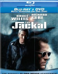Jackal, The (DVD & Blu-ray Combo) Blu-ray