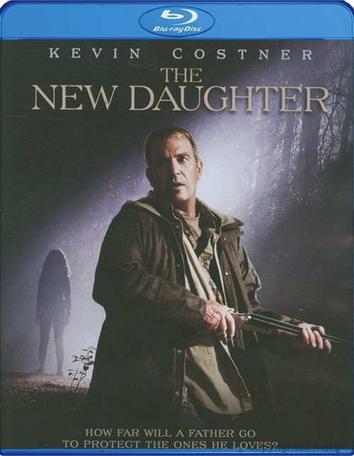 New Daughter, The Blu-ray