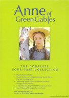 Anne Of Green Gables: The Complete Four-Part Collection Movie