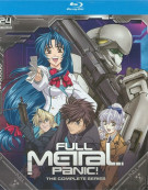 Full Metal Panic!: Complete Series (Remastered) Blu-ray