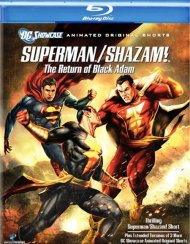 Superman / Shazam!: The Return Of Black Adam Blu-ray