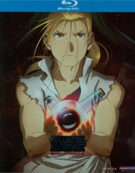 Fullmetal Alchemist: Brotherhood - Part 4 Blu-ray