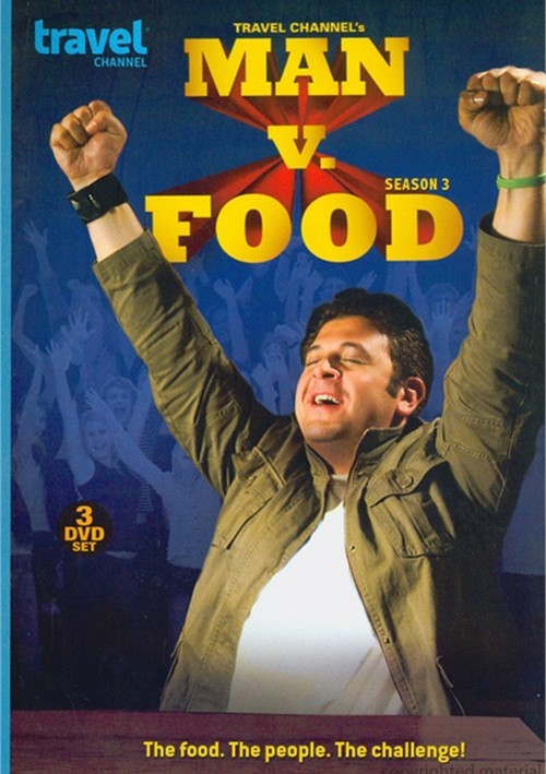 Man V. Food: Season Three Movie