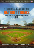 Essential Games Of The Detroit Tigers, The Movie