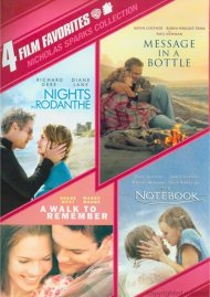 4 Film Favorites: Nicholas Sparks Romances Movie