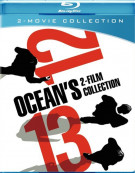 Oceans Twelve / Oceans Thirteen (Double Feature) Blu-ray