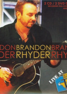 Brandon Rhyder: Live At Billy Bobs Texas (DVD + CD Combo) Movie