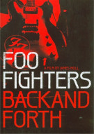 Foo Fighters: Back And Forth Movie