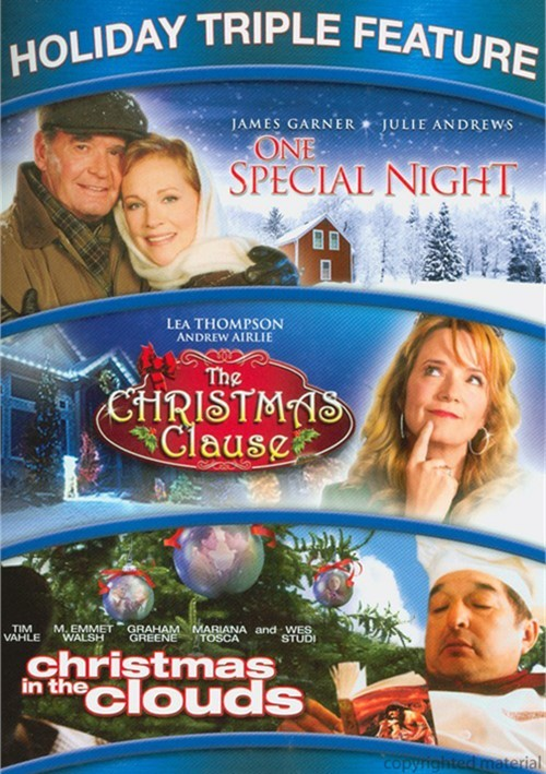 One Special Night / The Christmas Clause / Christmas In The Clouds Movie
