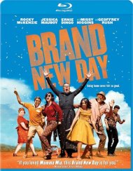 Brand New Day Blu-ray