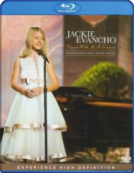 Jackie Evancho: Dream With Me In Concert Blu-ray