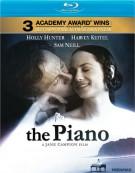 Piano, The Blu-ray