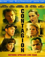 Contagion (Blu-ray + DVD + Digital Copy) Blu-ray