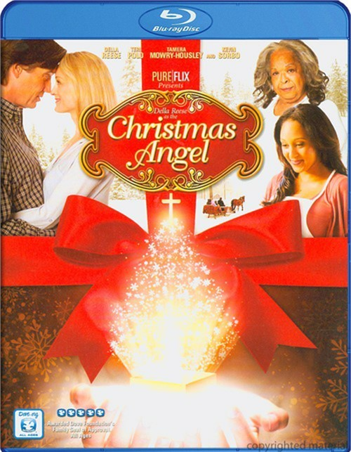 Christmas Angel Blu-ray