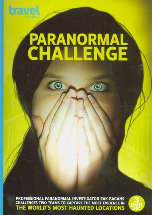 Paranormal Challenge: Season One Movie