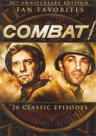 Combat!: Fan Favorites - 50th Anniversary Movie